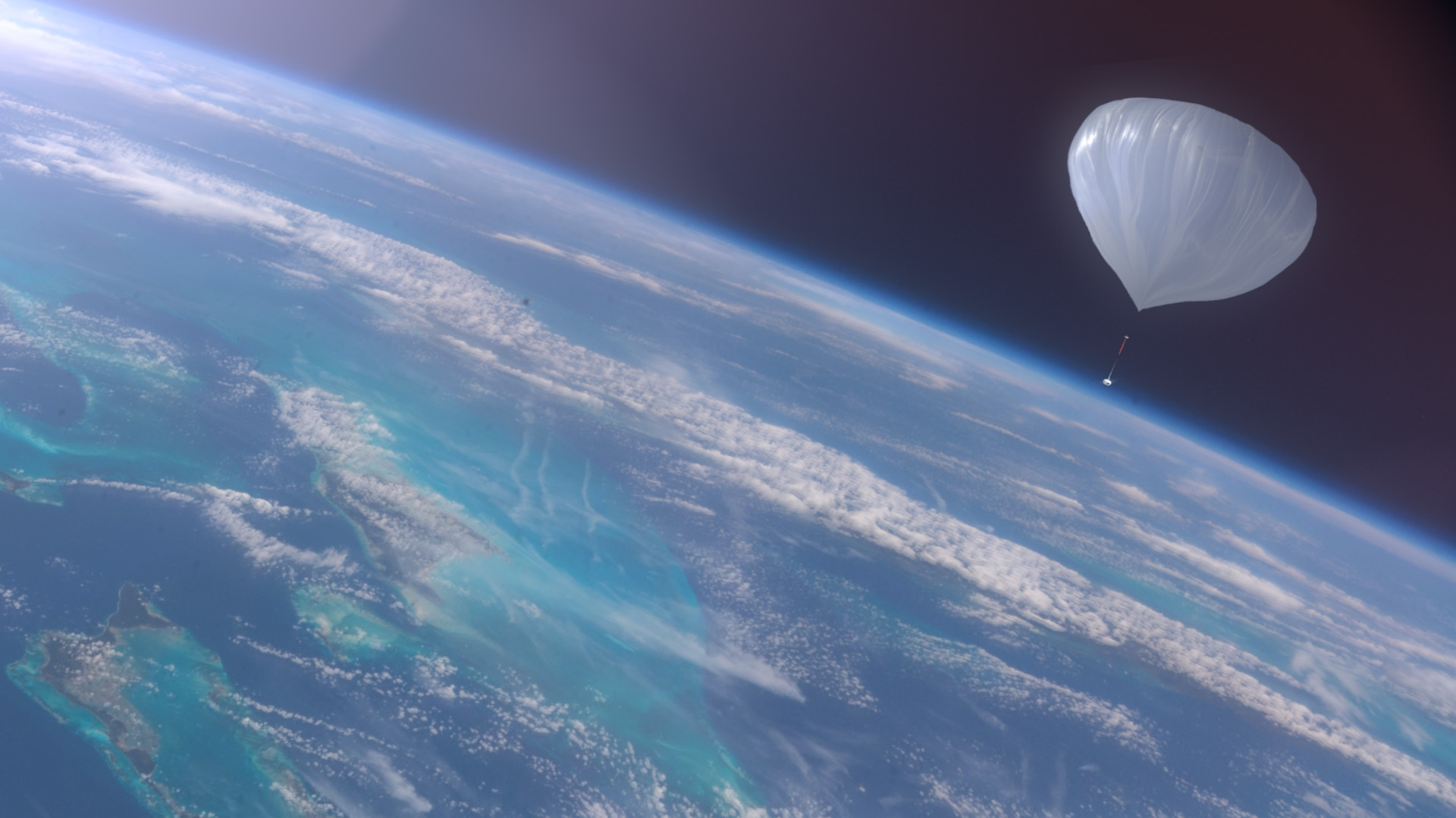 Bloon - The Near Space experience of a Lifetime